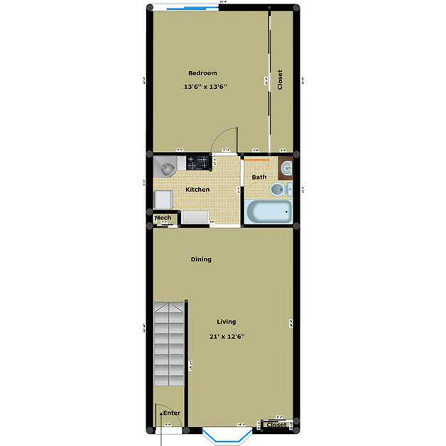 710 For 1 2 Bed Apts: Gateway Has Multiple 1 And 2